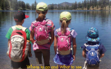Trinity on the cover of the 2015 Shasta Cascade Visitor Guide