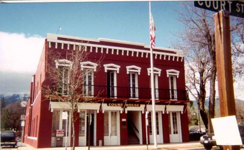 trinity_county courthouse